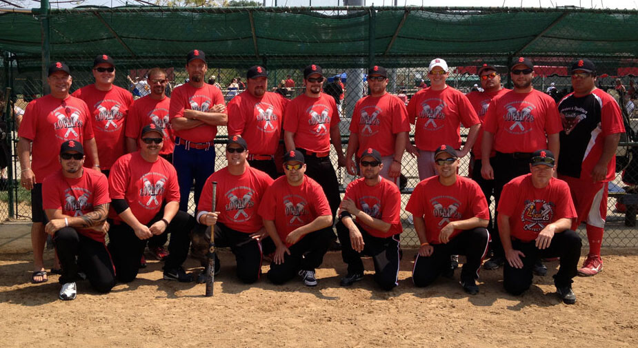 Local 25 tries their luck at the United Association's 36th Annual National Softball Tournament